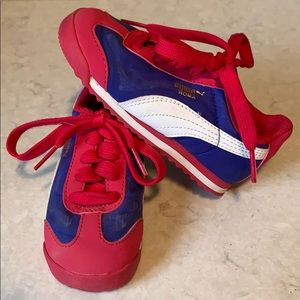 Puma Roma Sneakers / Indoor soccer shoes